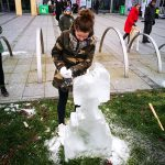 LTEAM olimpinio žiemos festivalio ledo skulptūrų konkurse triumfavo Pivašiūnų gimnazijos mokinė 4
