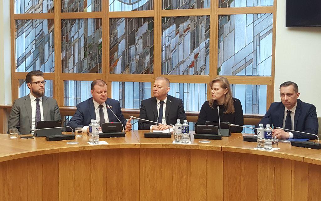 Premjero vizito metu aptarti alytiškiams aktualūs klausimai