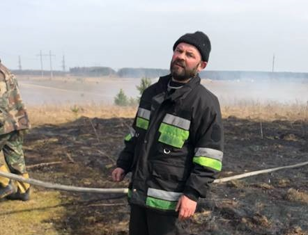 Žaibiška Alytaus rajono ugniagesių reakcija išgelbėjo alytiškio turtą