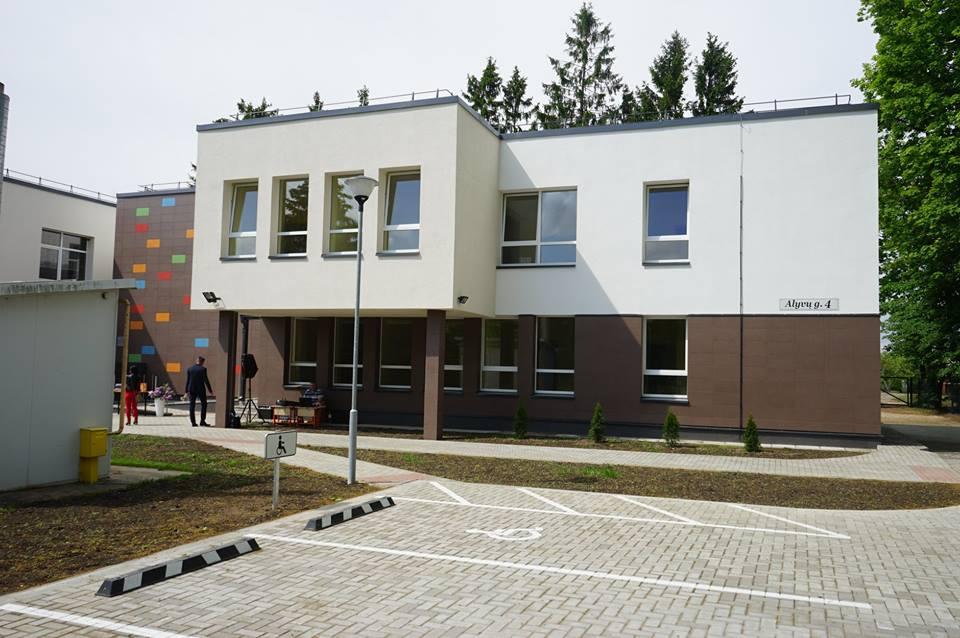 Venciūnuose naujai įrengtame socialiniame būste įsikurs šešios šeimos