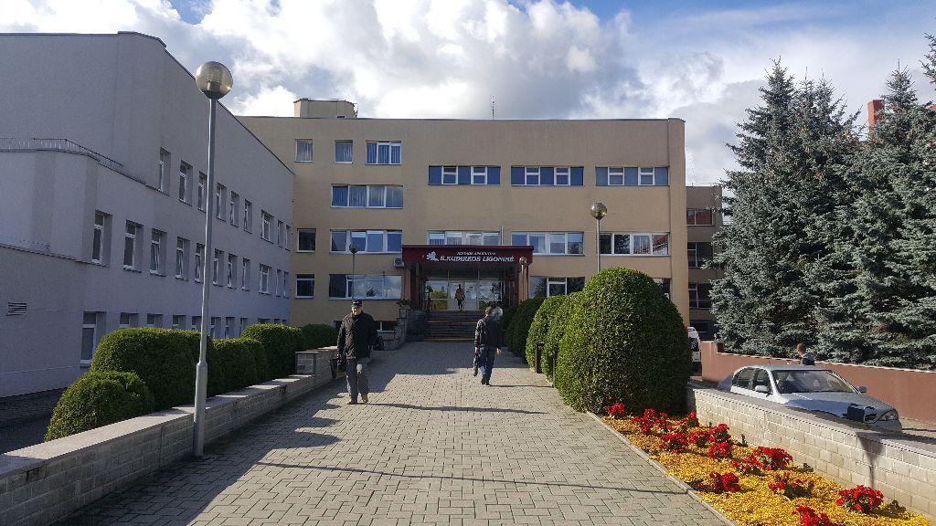 Koronaviruso plitimas koreguoja tvarką Alytaus ligoninėje 1