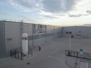 Alytuje baigta statyti nauja gamykla 1