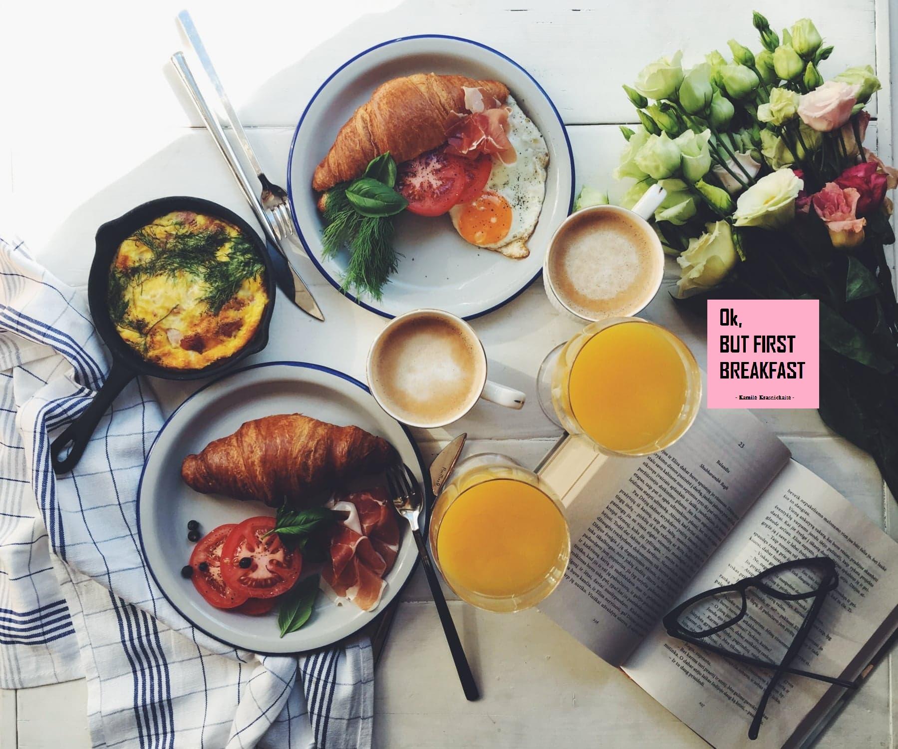 Pusryčiai per 20 minučių
