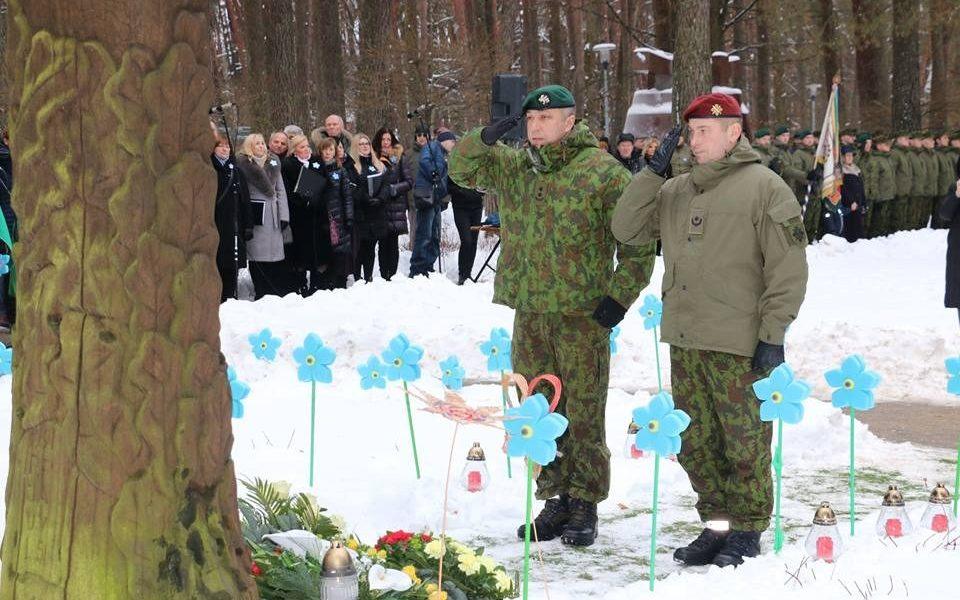 Sausio 13-osios aukoms atminti Dzūkijoje - renginių gausa 1