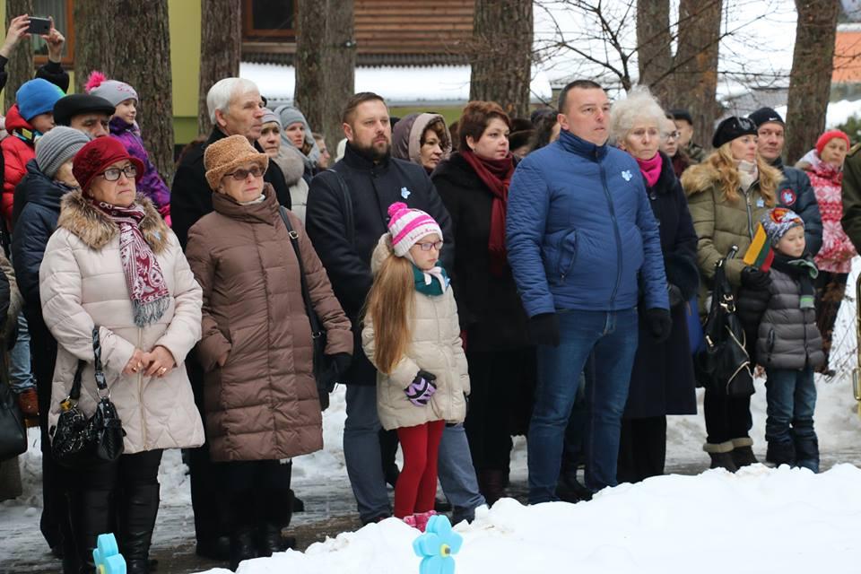 Alytiškiai pagerbė žuvusių už Lietuvos laisvę atminimą 4