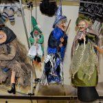 Bibliotekininkei gyvenimą praskaidrina raganų kolekcija 9