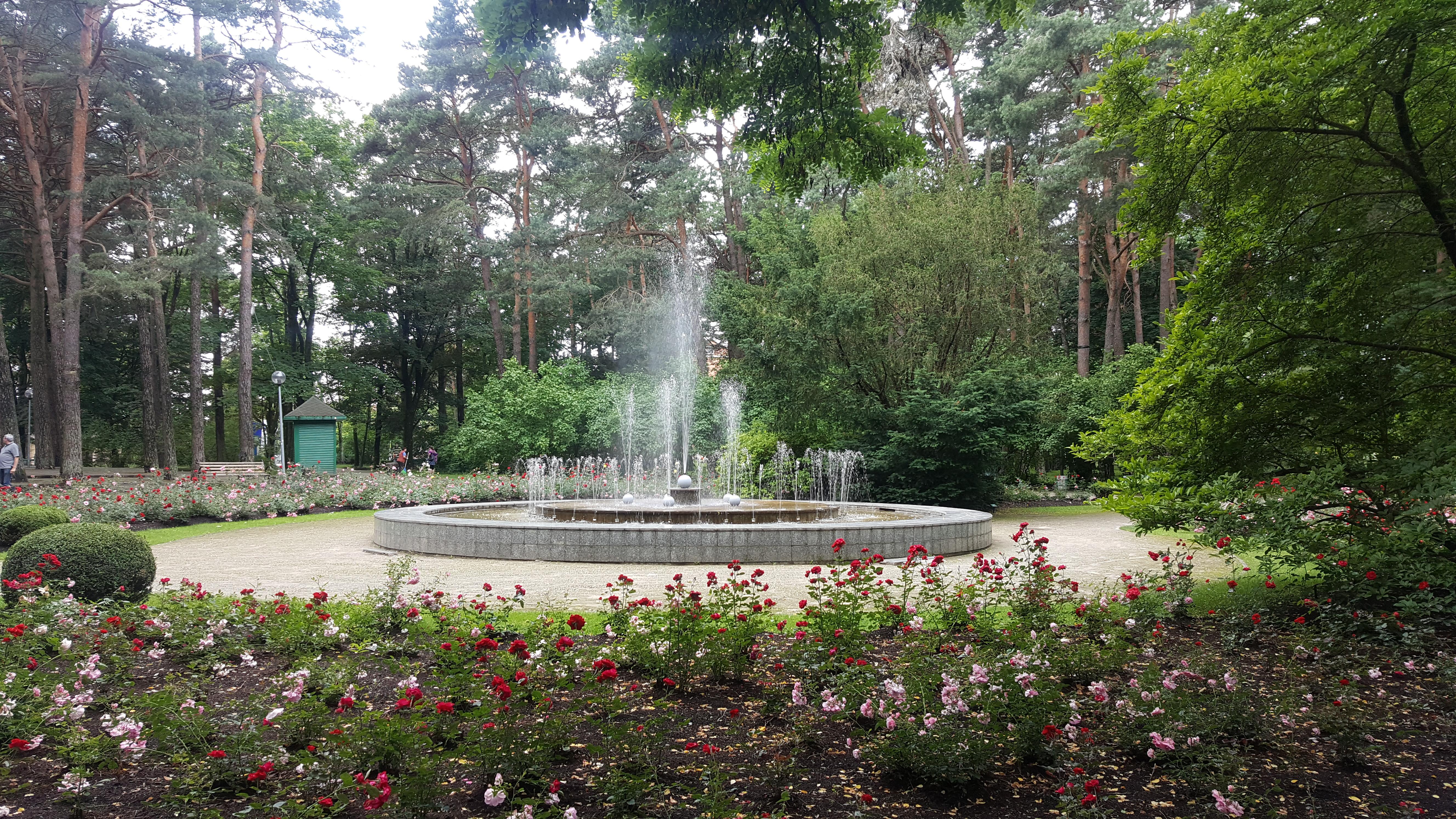 Alytaus miesto sode keičiami suoliukai: siekiama atgaivinti tarpukario vaizdą