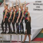 Aerobinės gimnastikos varžybose Alytuje – sportininkių ir medalių gausa 8