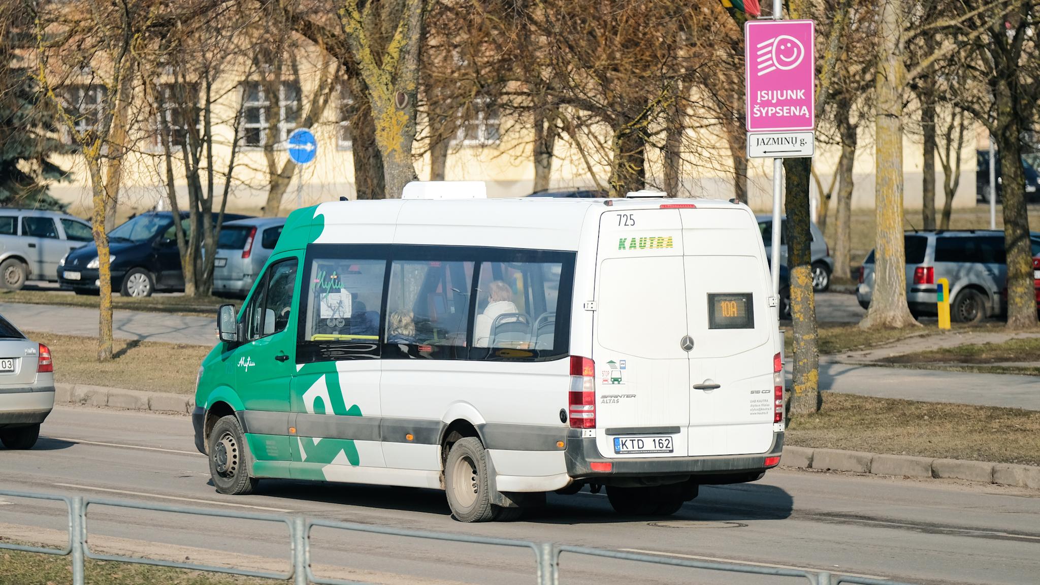 Karantinas koreguoja Alytaus viešojo transporto važiavimo grafikus