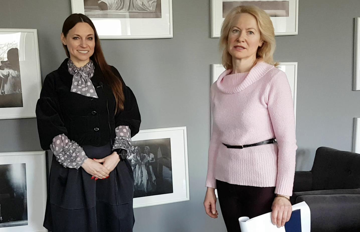 Šauniausios Dzūkijos moters rinkimai: pokalbis su Inesa Pilvelyte