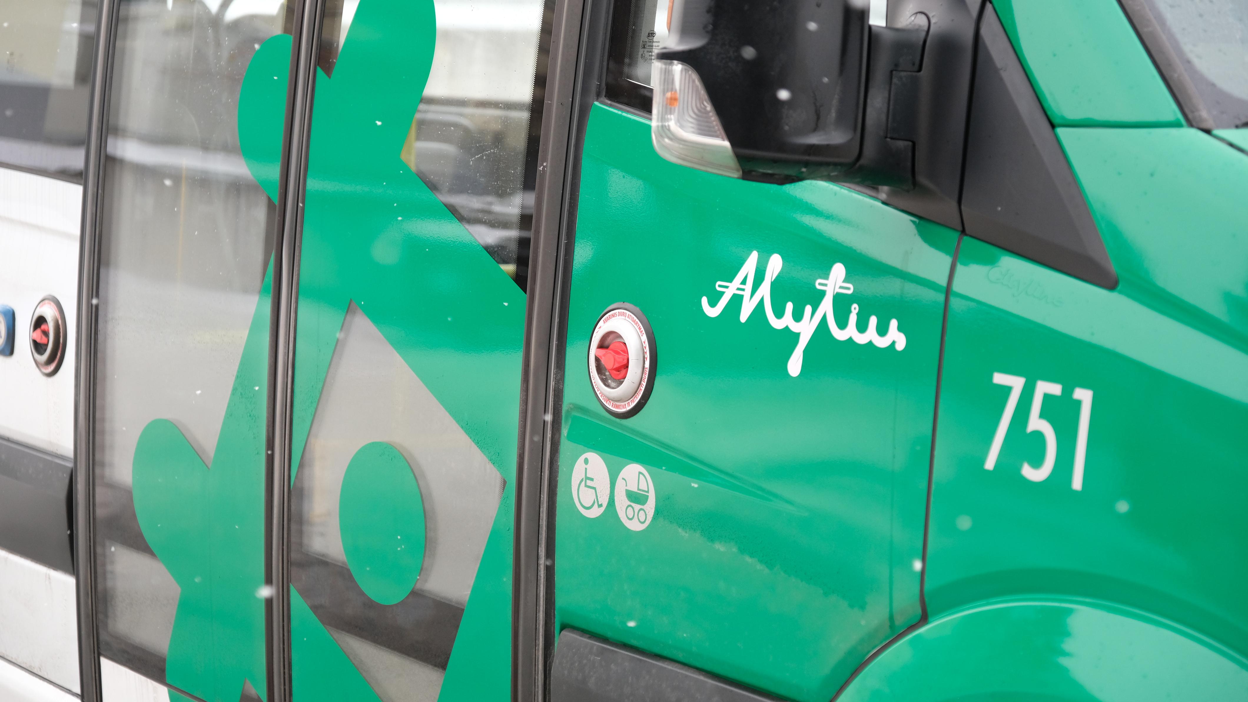 Pokyčiai Alytaus viešajame transporte: į sodus laikinai nekursuos 7A maršrutas