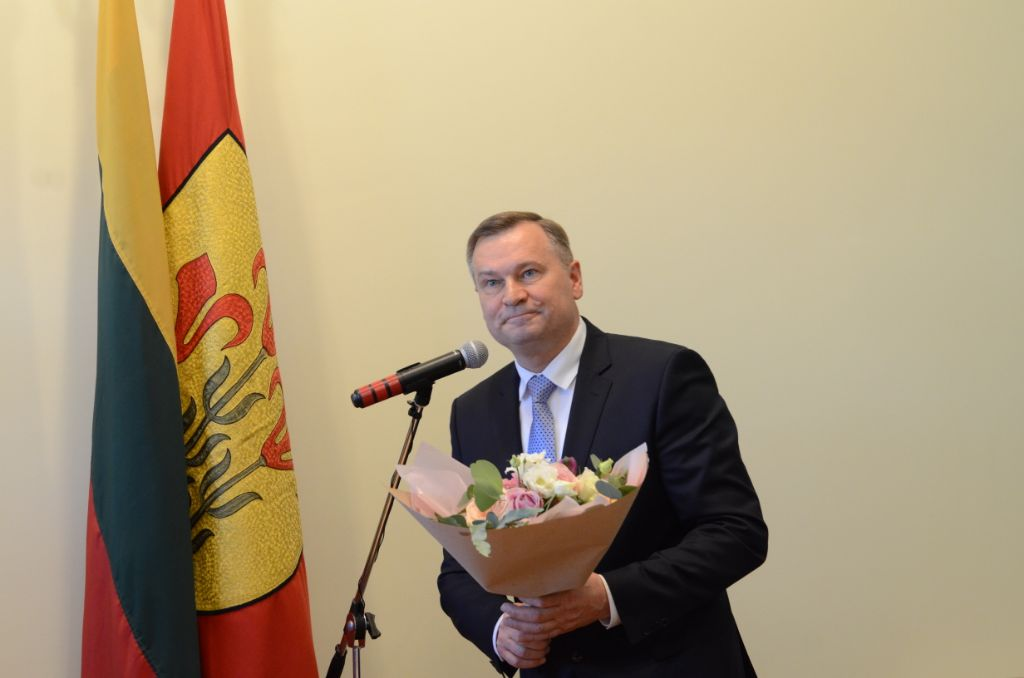 """Septintą kadenciją pradedantis meras A. Vrubliauskas: """"Verčiame naują Alytaus rajono puslapį"""""""
