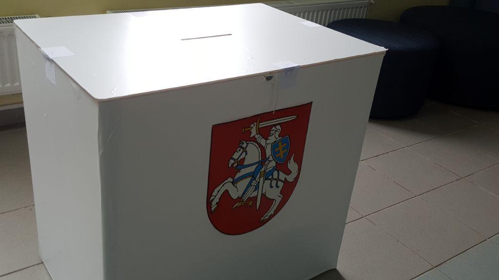Perbraižytas Seimo rinkimų žemėlapis: pokyčiai laukia ir Alytaus rinkėjų 1