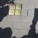 Alytuje prieškariu gyvenusi garsi žydų šeima pagerbta atminimo akmenimis 4