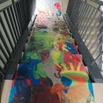 Kaimynų diena Vingio gatvės daugiabutyje - su kava, kultūra ir spalvomis 2