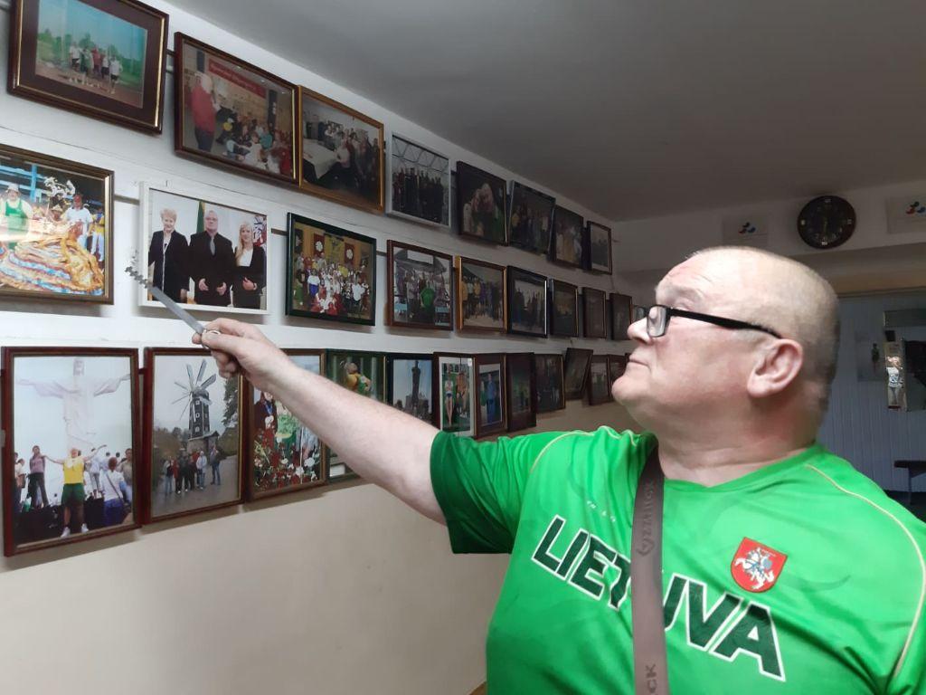 """Parolimpinis čempionas A. Tatulis: """"Nuolat reikėjo kovot už neįgaliųjų sportą"""""""