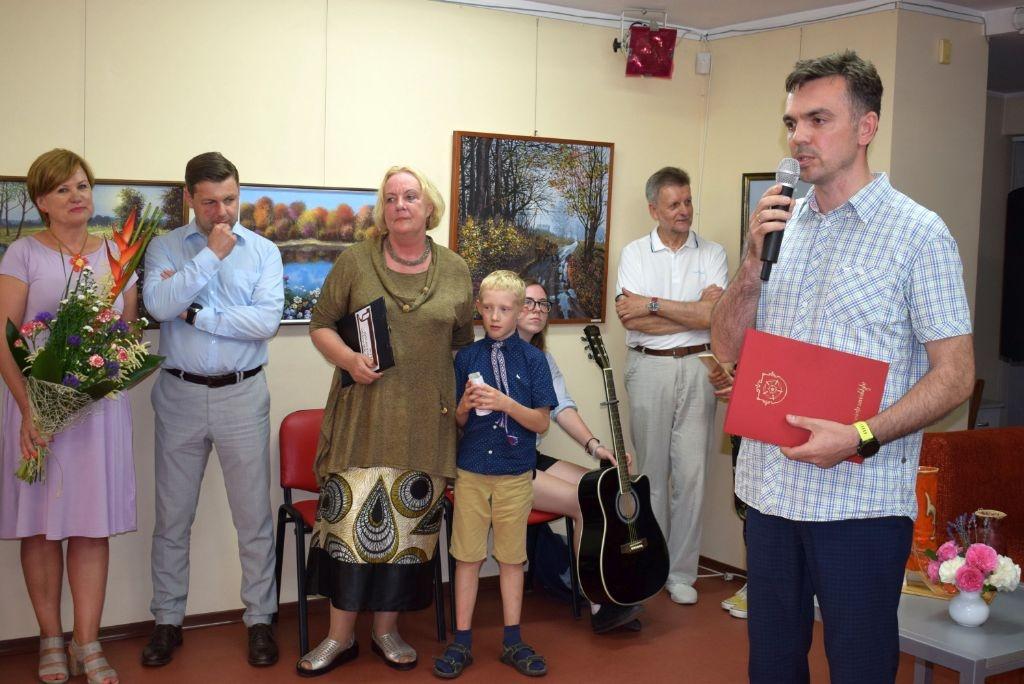 Alytaus miesto gimtadieniui – ištapytas Zenono Bulgakovo pasaulis 4