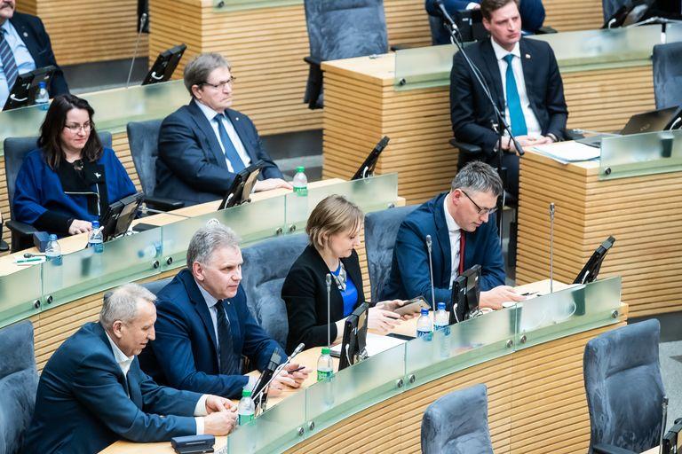 Alytaus rajonas neturės savo Seimo nario?