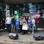 Policijos rėmėjų sąskrydyje Marcinkonyse - išbandymų ir linksmybių gausa 6