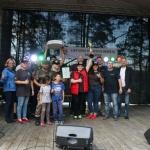 Policijos rėmėjų sąskrydyje Marcinkonyse - išbandymų ir linksmybių gausa 8