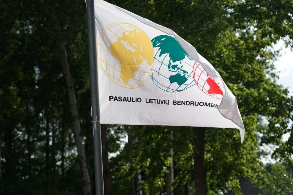 Pasaulio lietuvių vaikai stovyklauja Dauguose: susirinko iš 12-kos šalių 4