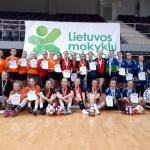 Lietuvos mokyklų žaidynėse – alytiškių triumfas 1