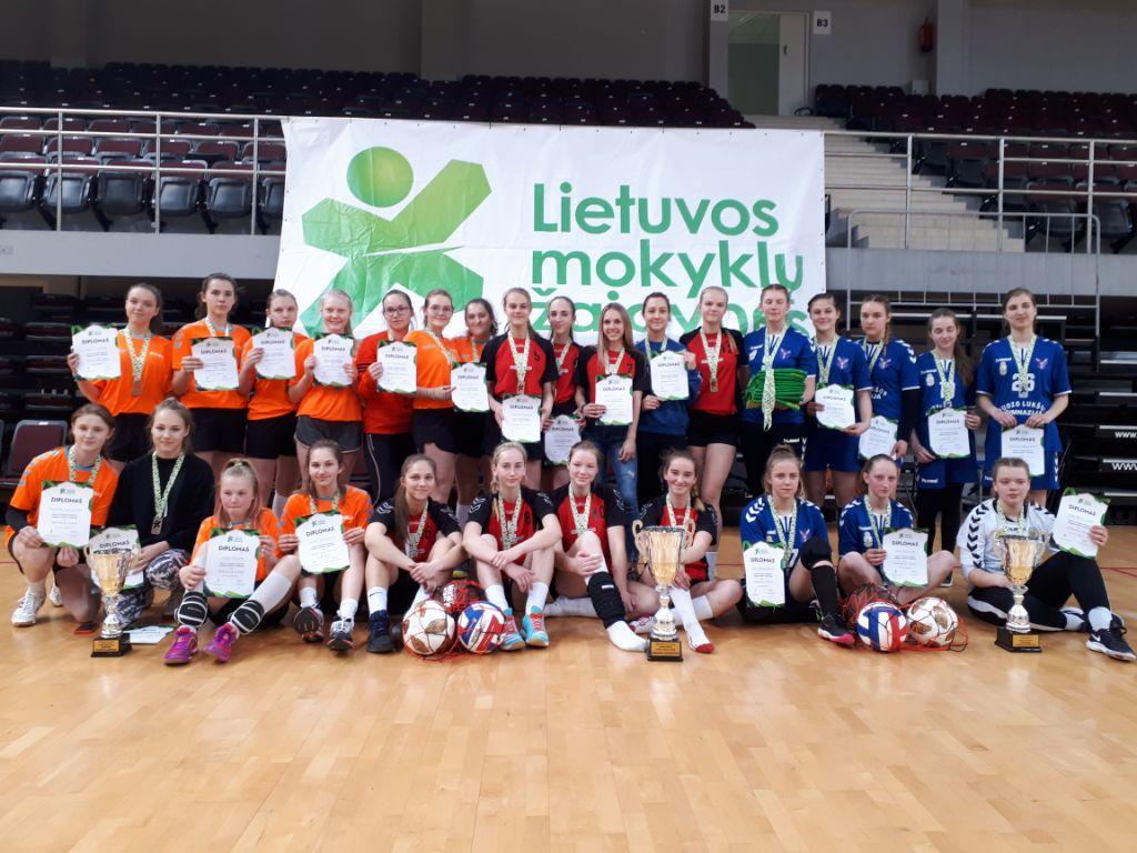 Lietuvos mokyklų žaidynėse – alytiškių triumfas