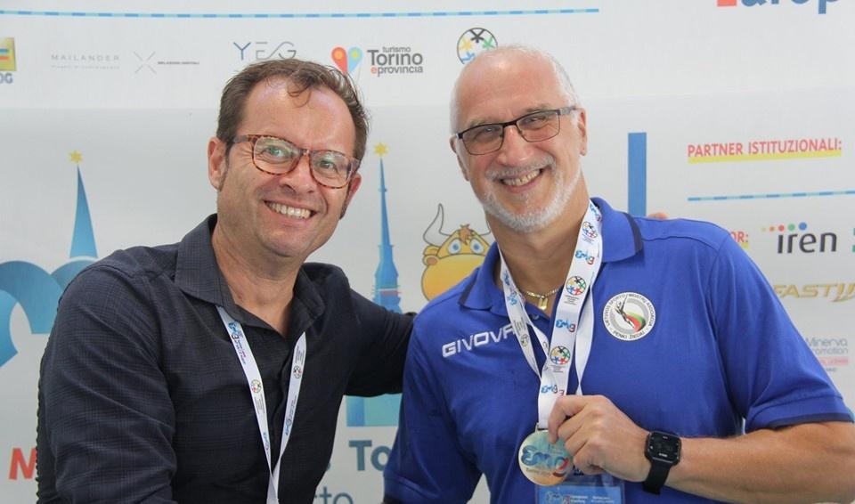 Alytiškis gydytojas tapo Europos meistrų žaidynių plaukimo čempionu