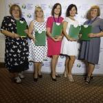 """""""Girinuko"""" pedagogėms - apdovanojimai už kokybišką darbą 1"""