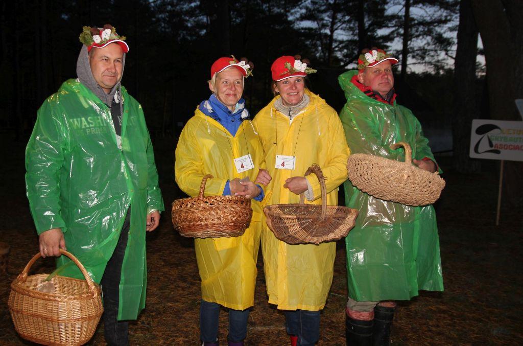 Tradicinės grybų šventės šurmulys sklis po visą Varėną 3