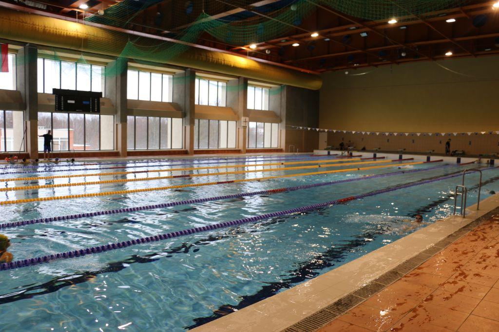 Alytaus sporto ir rekreacijos centro baseinas pradeda naują sezoną!