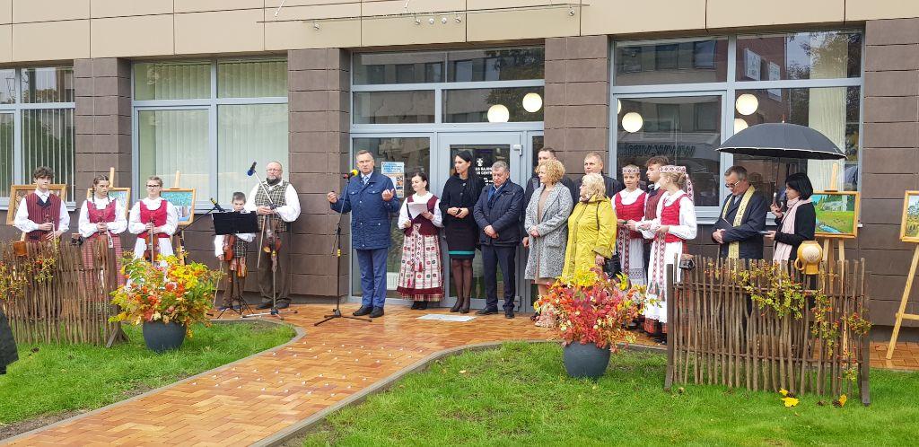 Nauja kultūrinė erdvė skatins Alytaus miesto ir rajono žmonių bendravimą 5