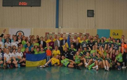 Rankinio turnyras Varėnoje – draugystės tiltas tarp Lietuvos ir Ukrainos