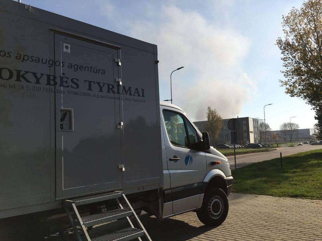 Aplinkos apsaugos agentūra: oro tarša Alytaus mieste pavojaus žmonių sveikatai nekelia