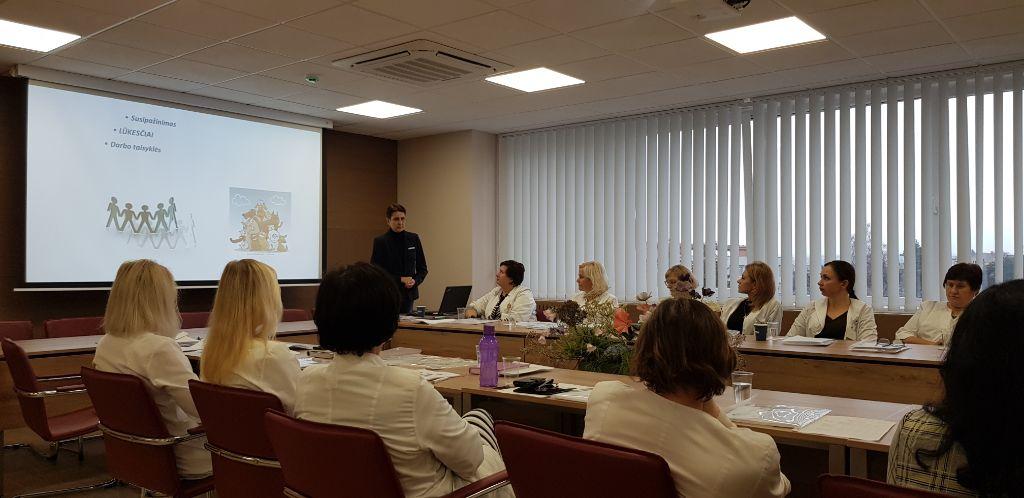 Alytaus ligoninė tęsia kovą su korupcija: surengti mokymai apskrities slaugytojams 1