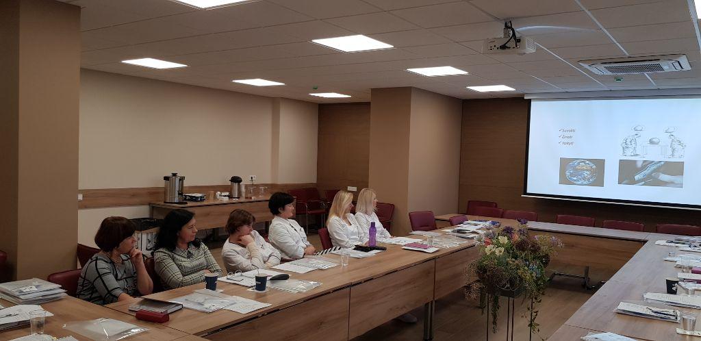 Alytaus ligoninė tęsia kovą su korupcija: surengti mokymai apskrities slaugytojams 4
