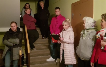 Daugiabučio gyventojams trūko kantrybė – veja administratorių lauk