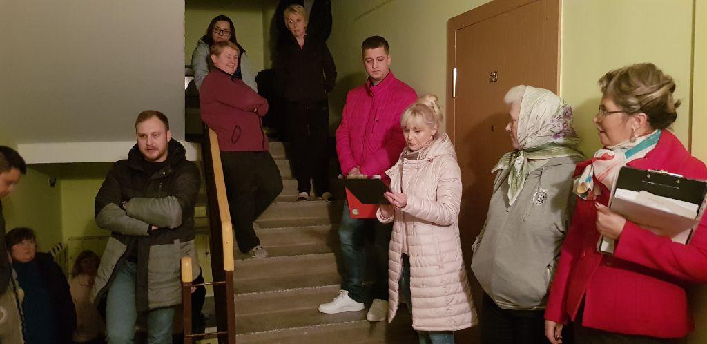 Daugiabučio gyventojams trūko kantrybė - veja administratorių lauk 1