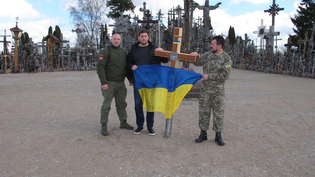 Pašaukimą atradusio kario kasdienybė – rūpintis kare sužeistais ukrainiečiais 4