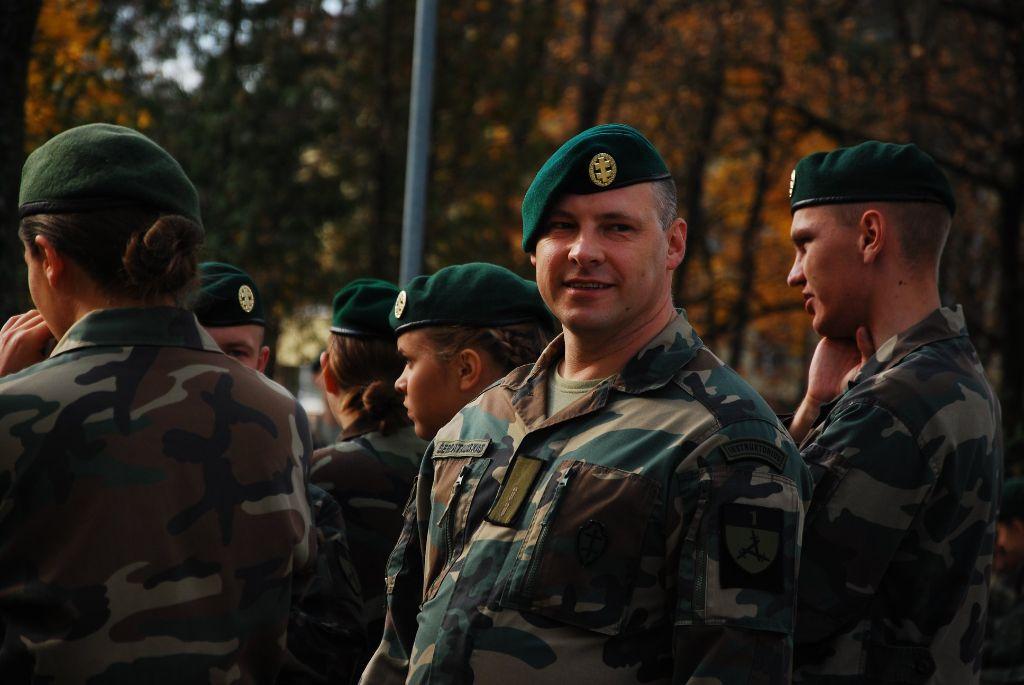 Pašaukimą atradusio kario kasdienybė – rūpintis kare sužeistais ukrainiečiais 11