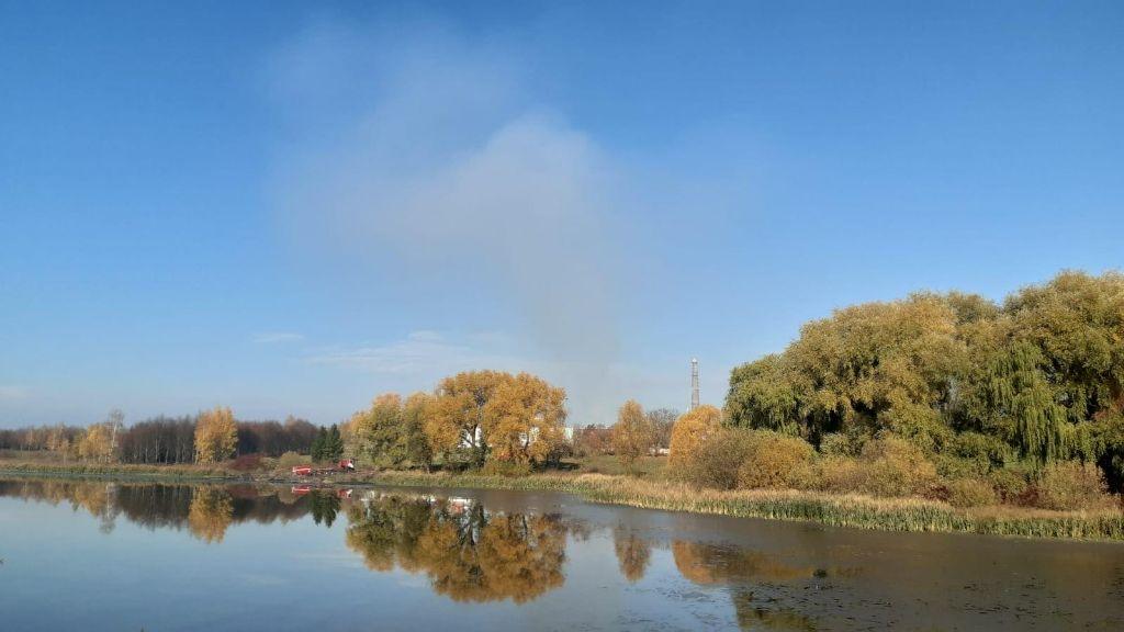 Vandens telkinių tyrimų išvados po gaisro Alytuje: tarša nenustatyta 1