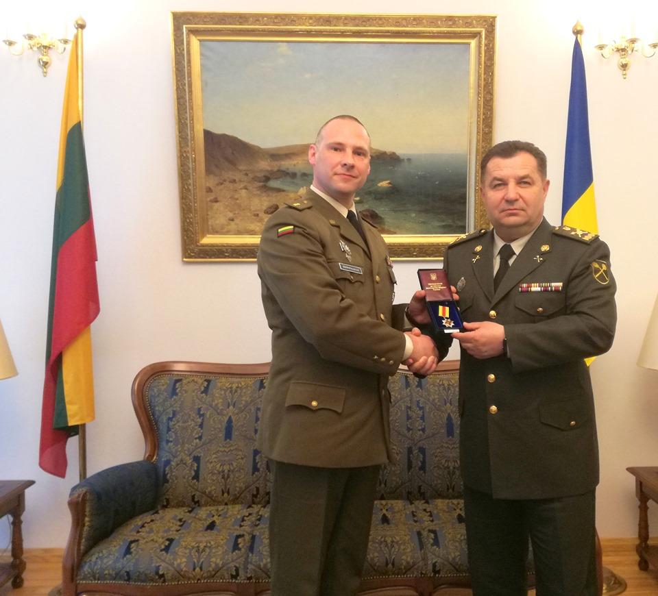 Pašaukimą atradusio kario kasdienybė – rūpintis kare sužeistais ukrainiečiais 10