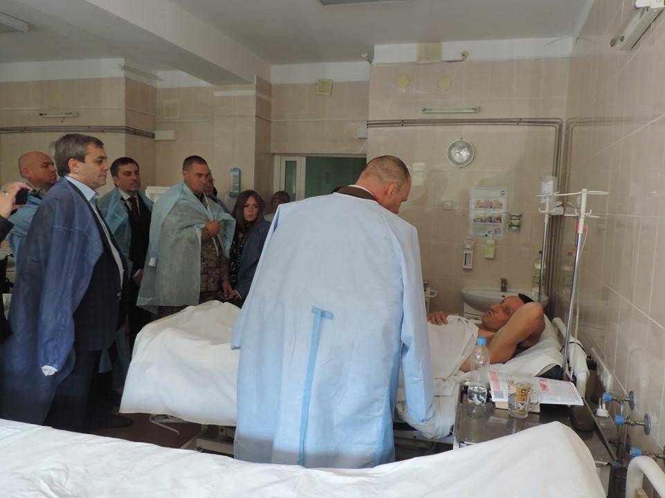 Pašaukimą atradusio kario kasdienybė – rūpintis kare sužeistais ukrainiečiais 3