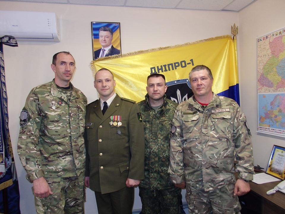 Pašaukimą atradusio kario kasdienybė – rūpintis kare sužeistais ukrainiečiais 9