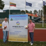 Projektas atvėrė galimybes sportuoti kaimiškų vietovių vaikams 5