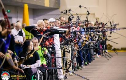Alytuje – aukščiausius standartus atitinkančios tarptautinės šaudymo iš lanko varžybos