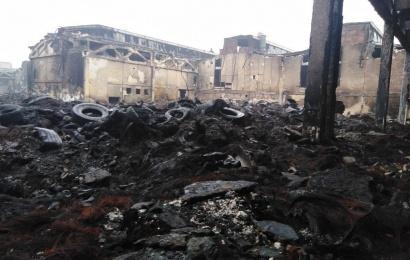 Alytaus gaisro nuostoliams – beveik du milijonai eurų