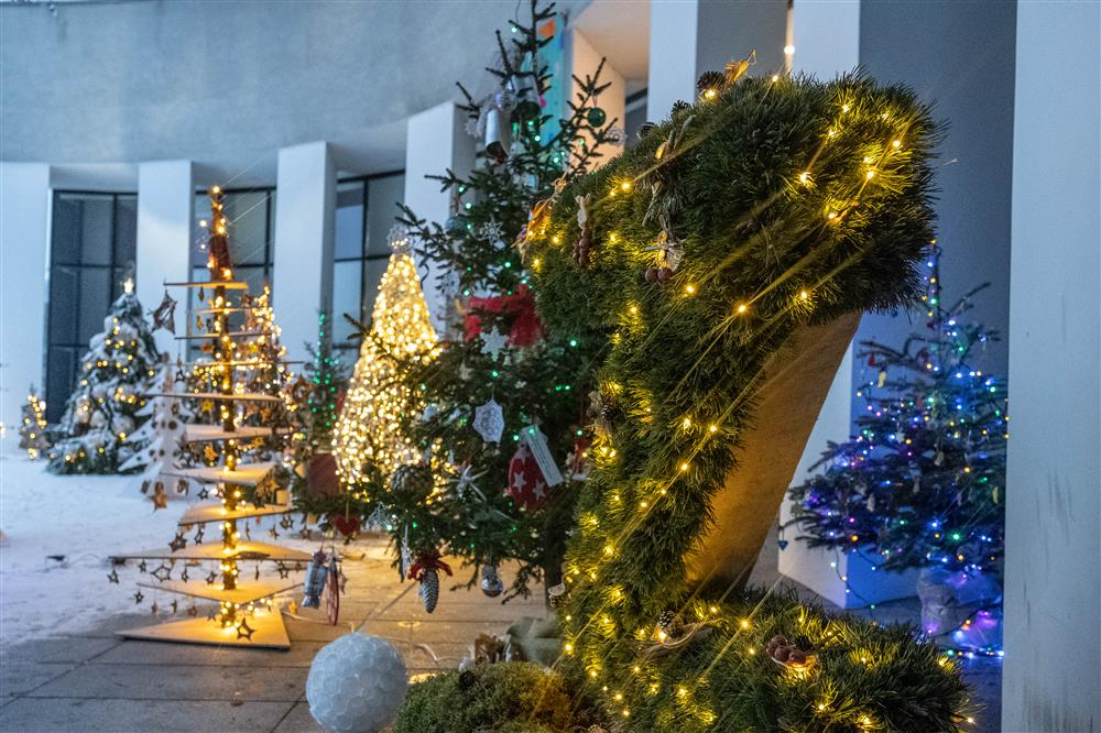 Kokios Kalėdos Alytuje bus šiemet? 1