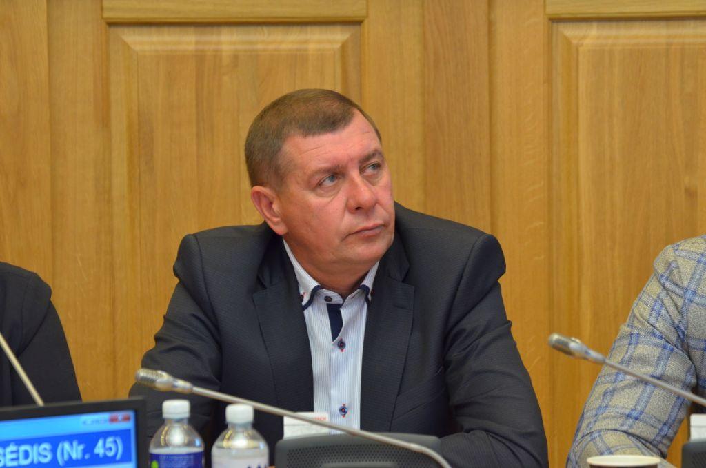 """Tarybos narys Valius Micevičius: """"Alytus investicijas pramiegojo"""" 1"""