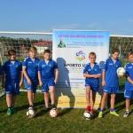 Projektas atvėrė galimybes sportuoti kaimiškų vietovių vaikams 4